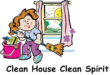 houses cleaning